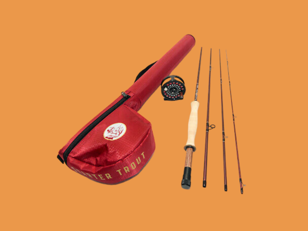 Sonoma Starter Trout Fly Fishing Outfit