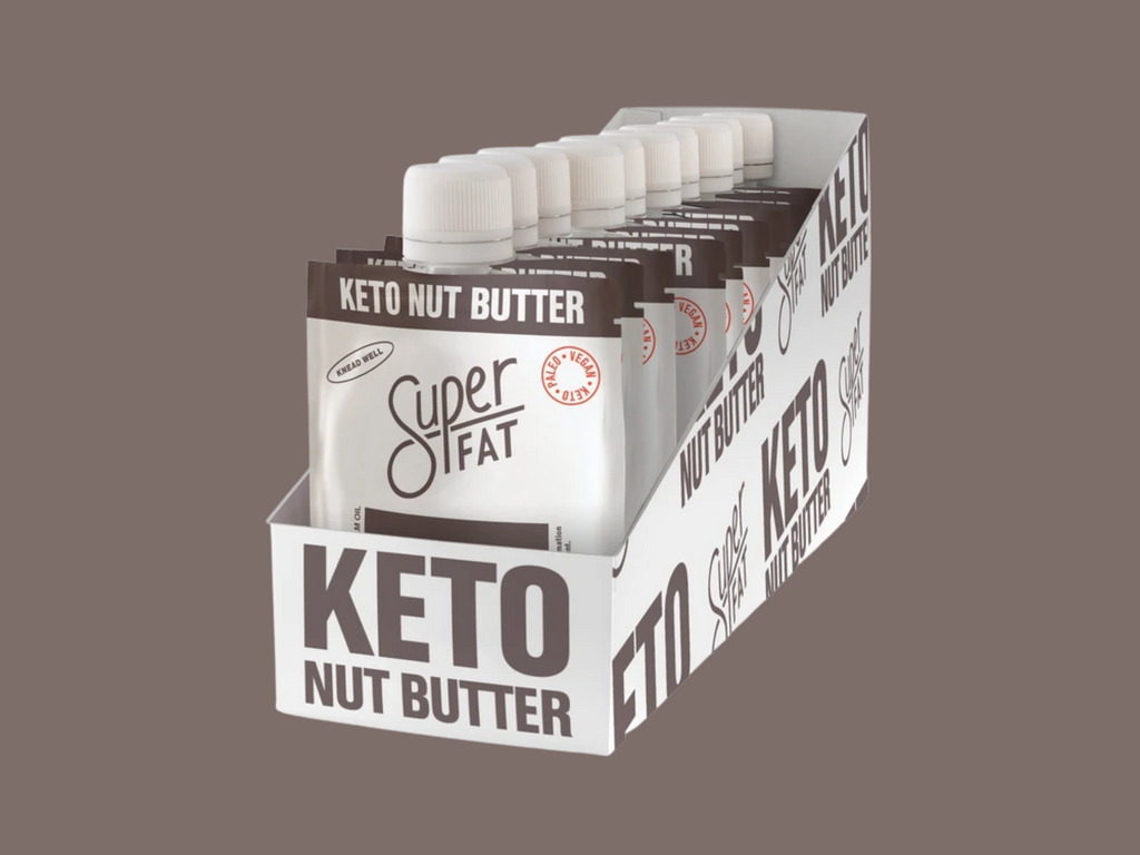 SuperFat Keto Protein Nut Butter