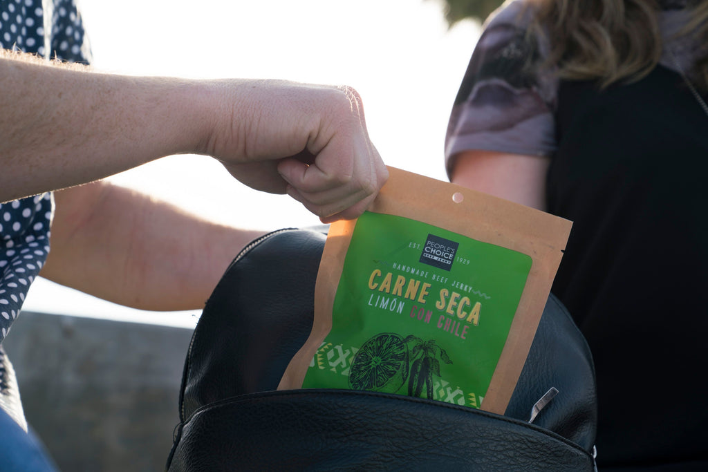 People's Choice Carne Seca Beef Jerky