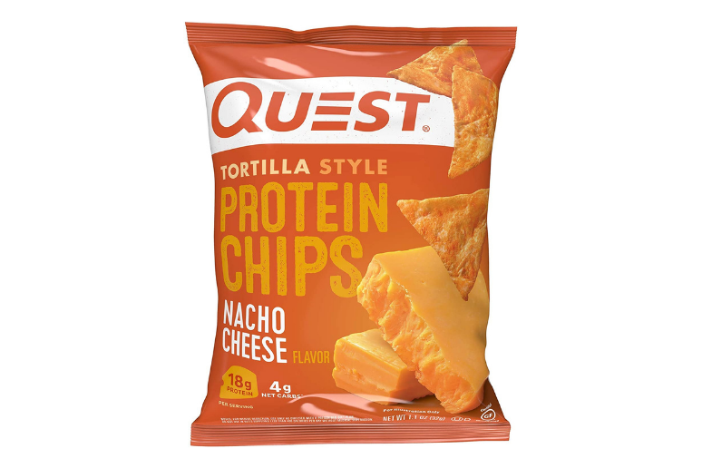 Quest Nacho Cheese Chips