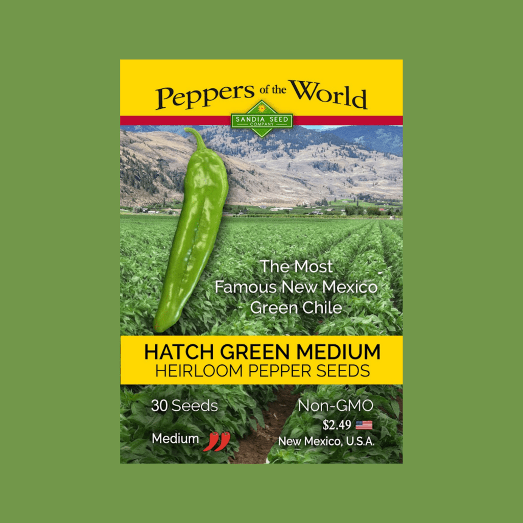 Chile Pepper Seeds
