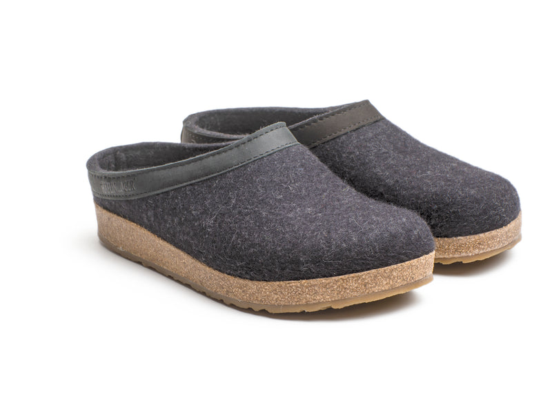 Men's slippers - wool