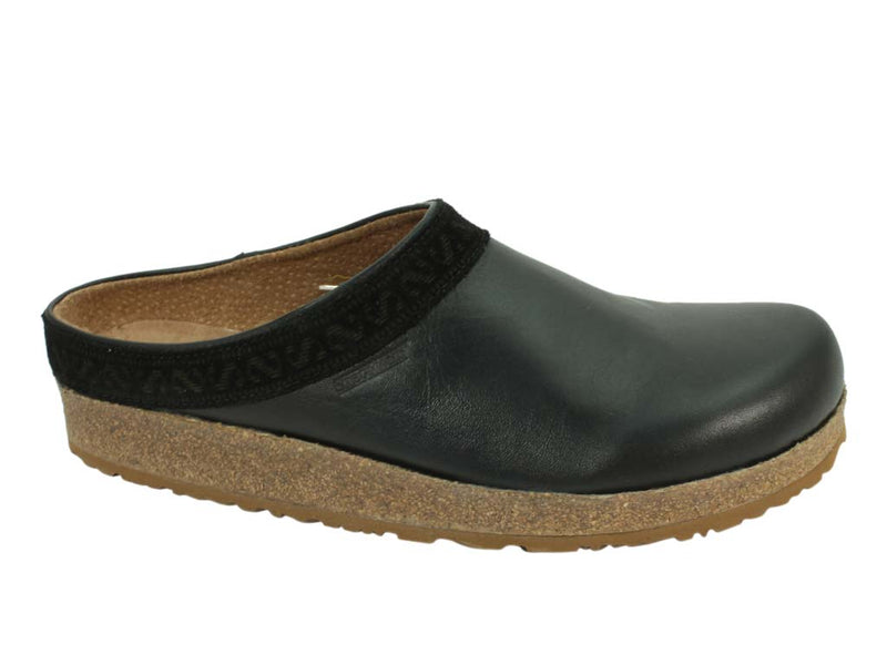 Stegmann Graz leather clogs