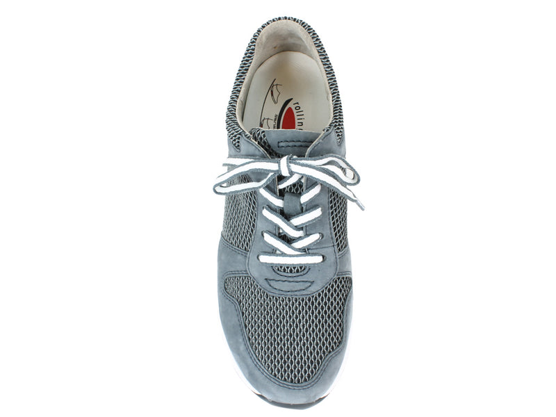Gabor Trainers Mary 46.946 Grey-River top view