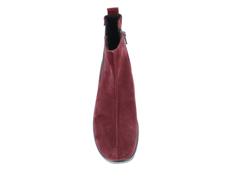 Legero Boots Soft 09571-49 Red top view