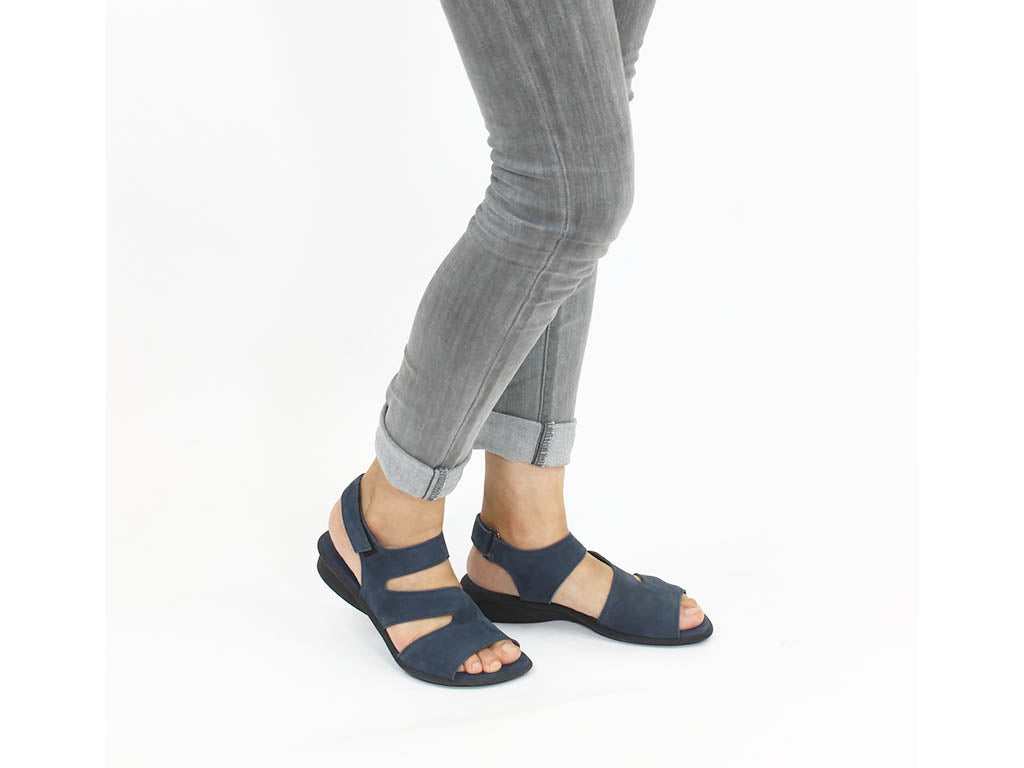 Arche Sandals Saossy Navy