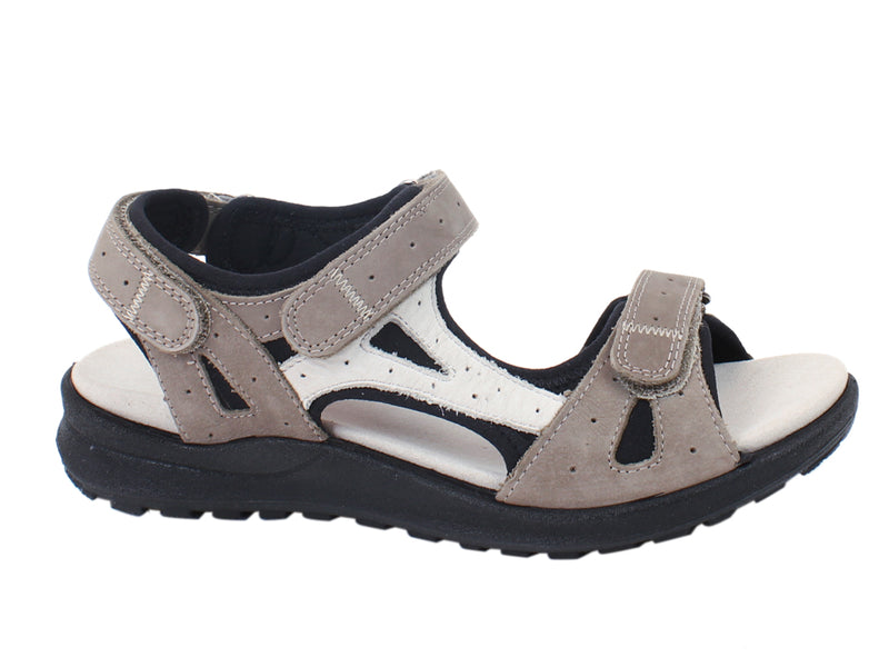 Legero Sandals Siris 732-24 Taupe side view