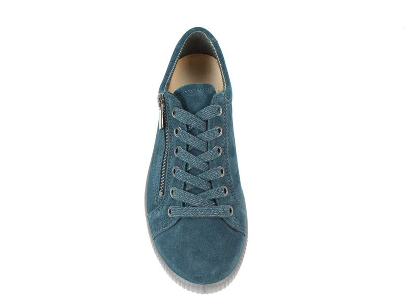 Legero Trainers Tanaro 00616-79 Petrol top view