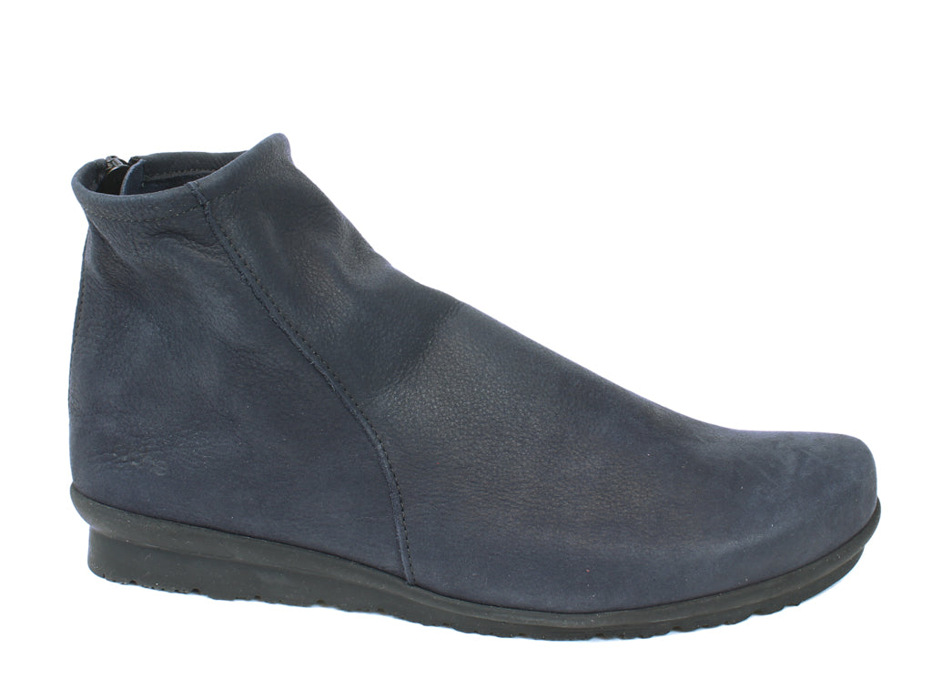 Arche Boots Baryky Grey-Blue side view