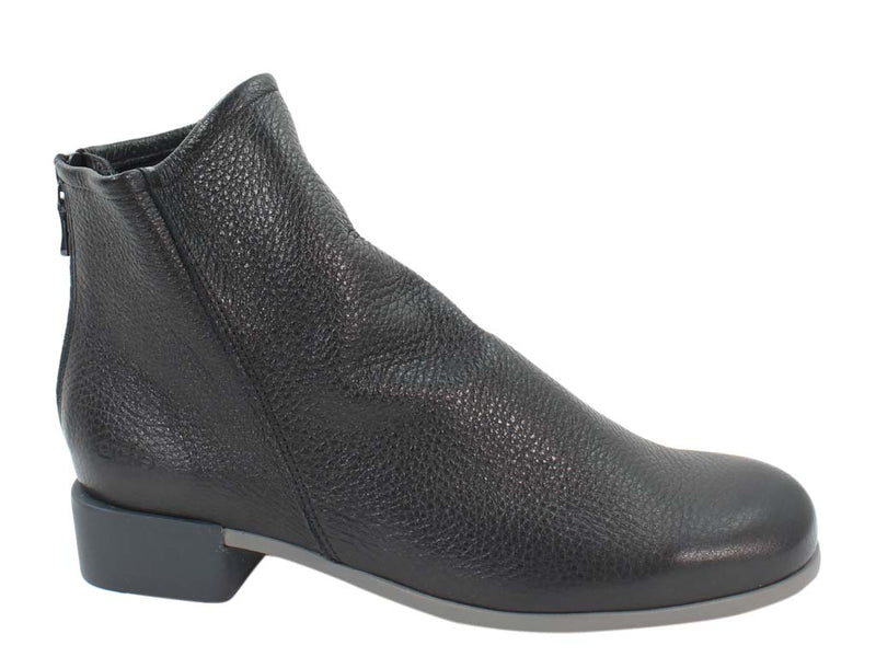 Arche Boots Twinny Black side view