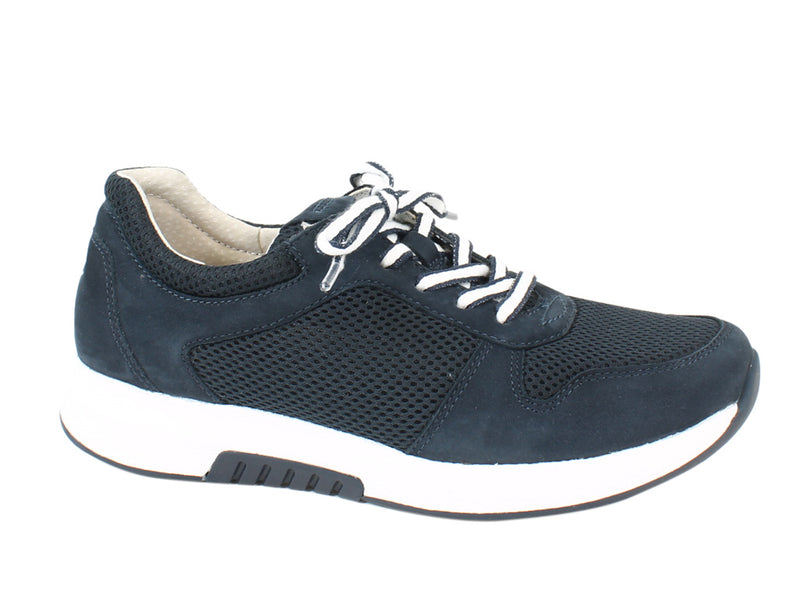 Gabor Trainers Mary 46.946 Nightblue side view