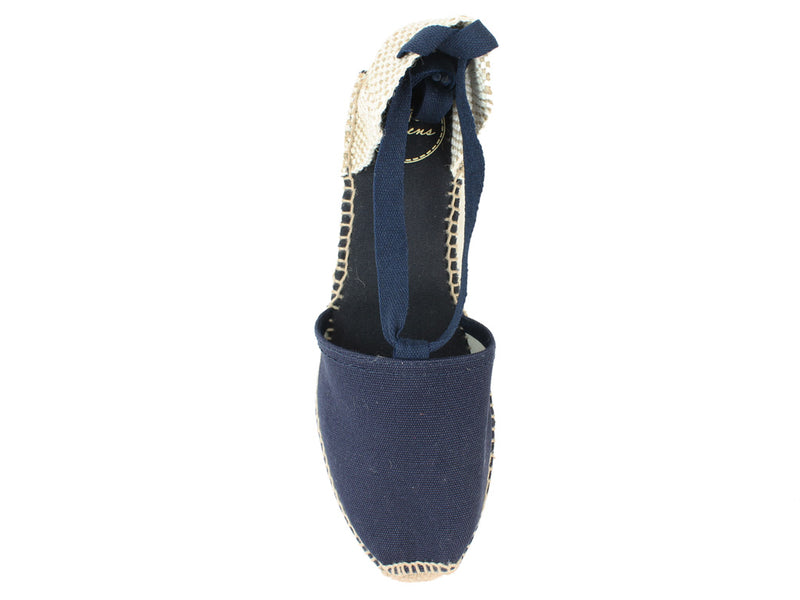 Toni Pons Sandals Valencia Navy top view