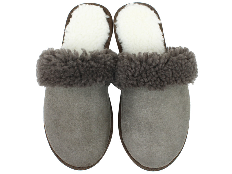 Celtic & Co Slippers Turnback Vole upper view