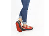 Wolky Sandals Rio Red