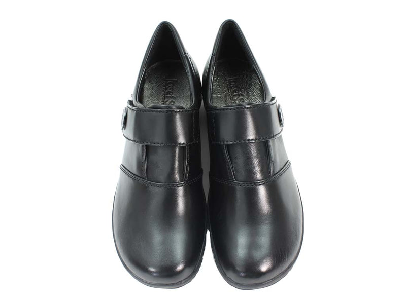Josef Seibel Shoes Naly 21 Black upper view