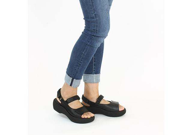 Wolky Women Sandals Jewel Black