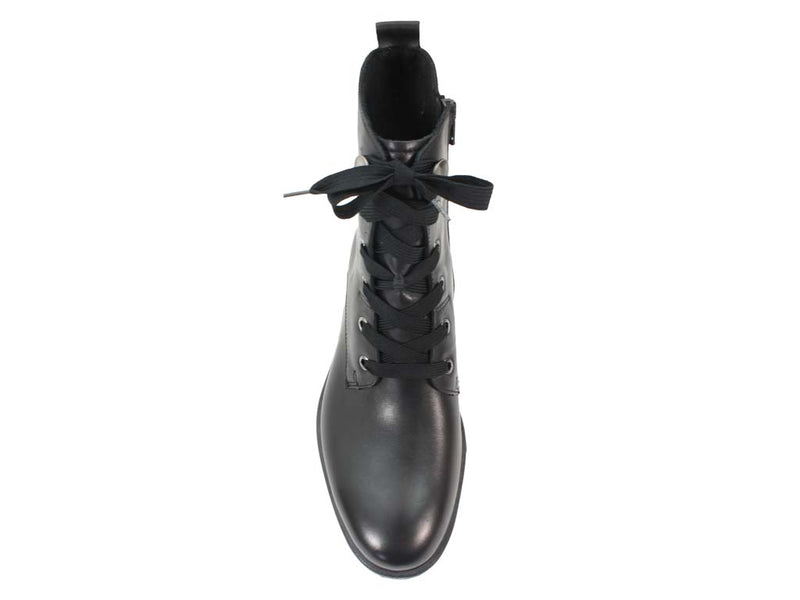Legero Boots Soana 09689-01 Black Leather top view