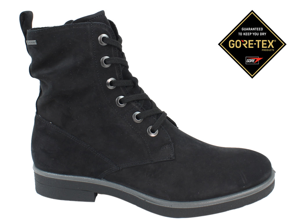 Legero Boots Soana 000685 Black side view