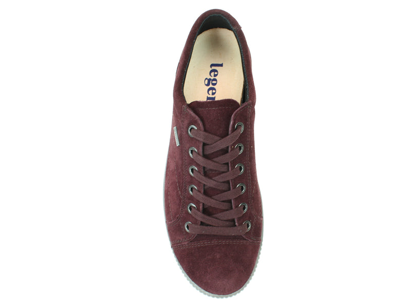Legero Trainers Tanaro 00613 Amarone top view