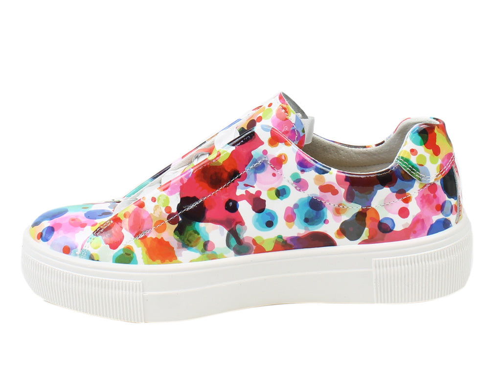 Legero Women Trainers Lima 9912-98 Multi Colour side view