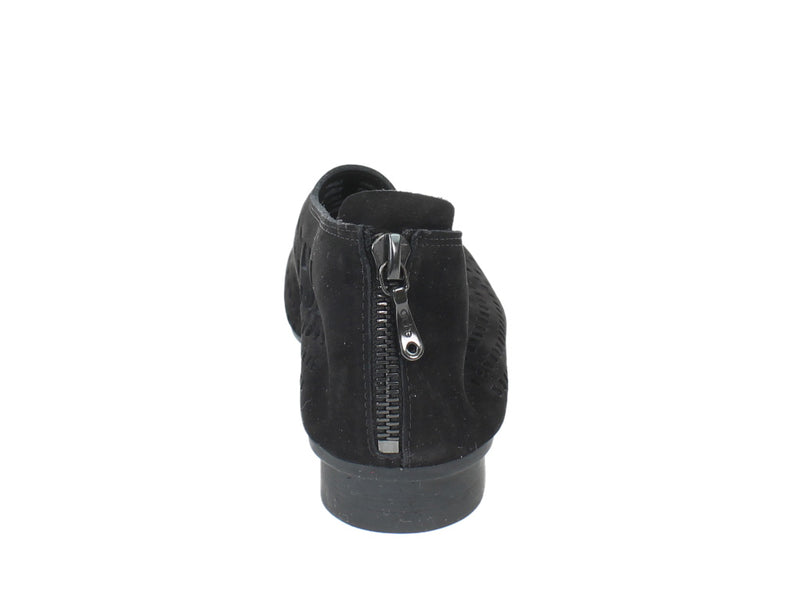 Arche Women Shoes Nirick Noir Black back view