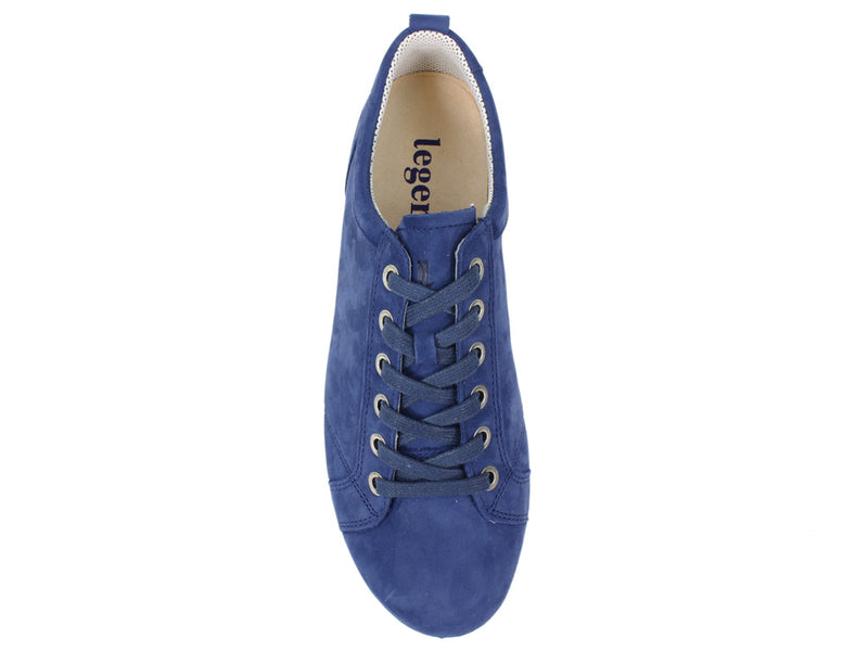 Legero Women Trainers Tanaro 823-82 True Blue top view