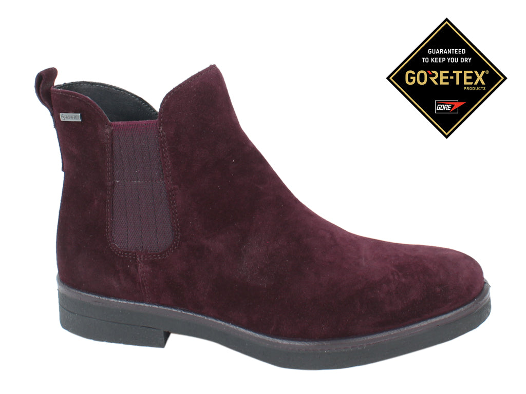 Legero Boots Soana 00684 Amarone side view