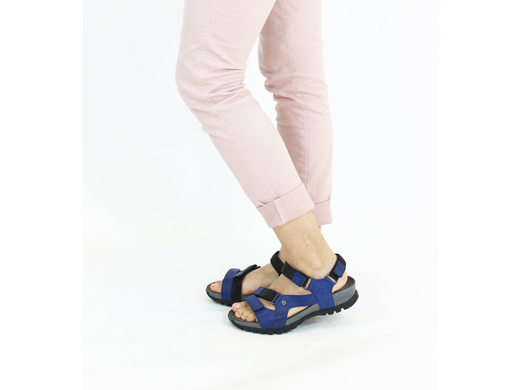 Wolky Sandals Cradle Jeans