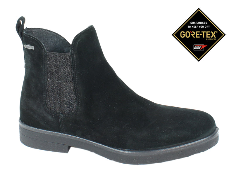 Legero Boots Soana 00684 Black side view