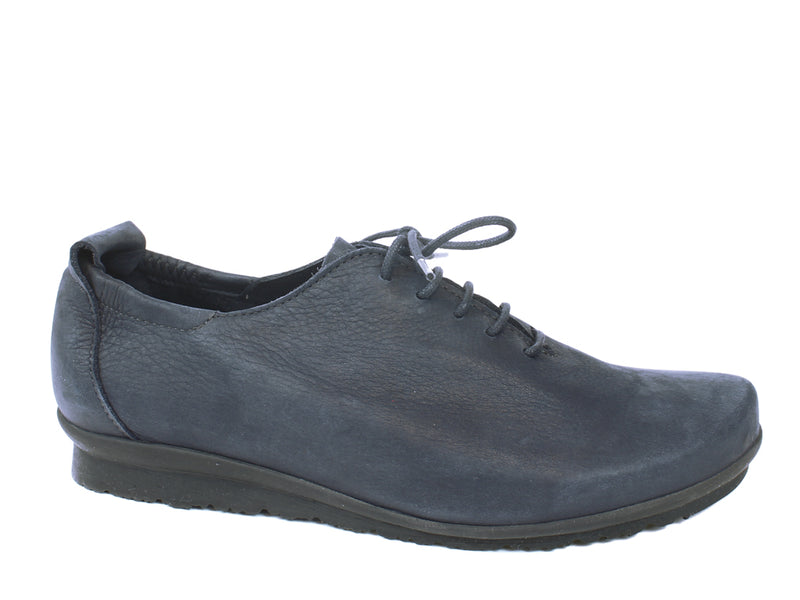 Arche Shoes Baryza Grey-blue side view