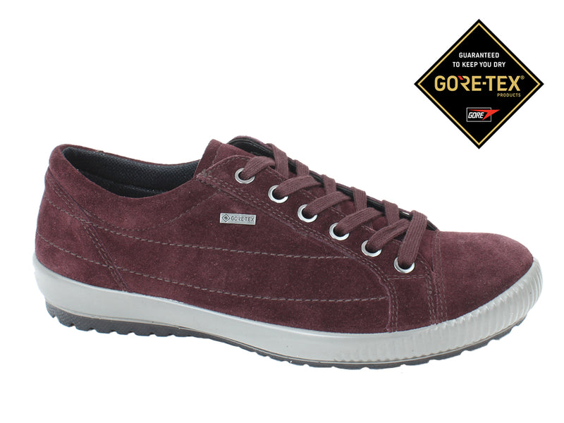 Legero Women Trainers Tanaro 00613-59 Amarone side view