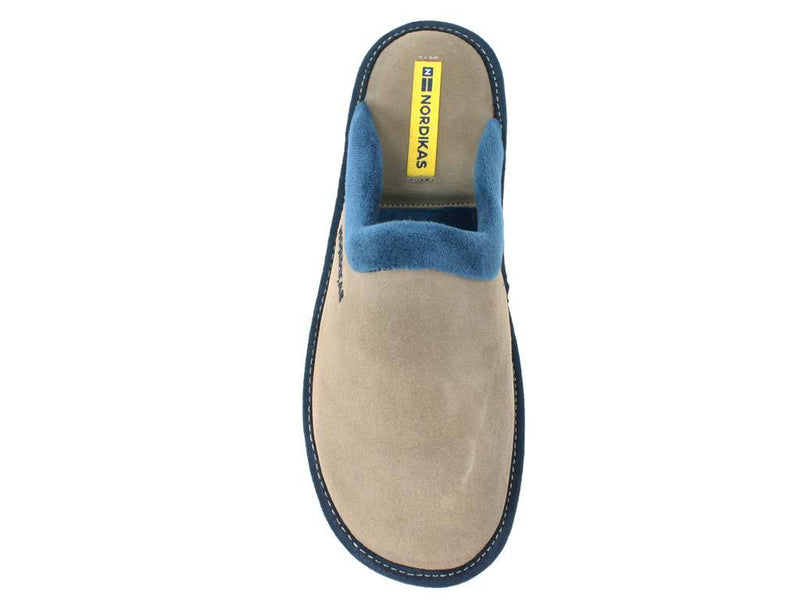Nordikas Slippers Piedra top view