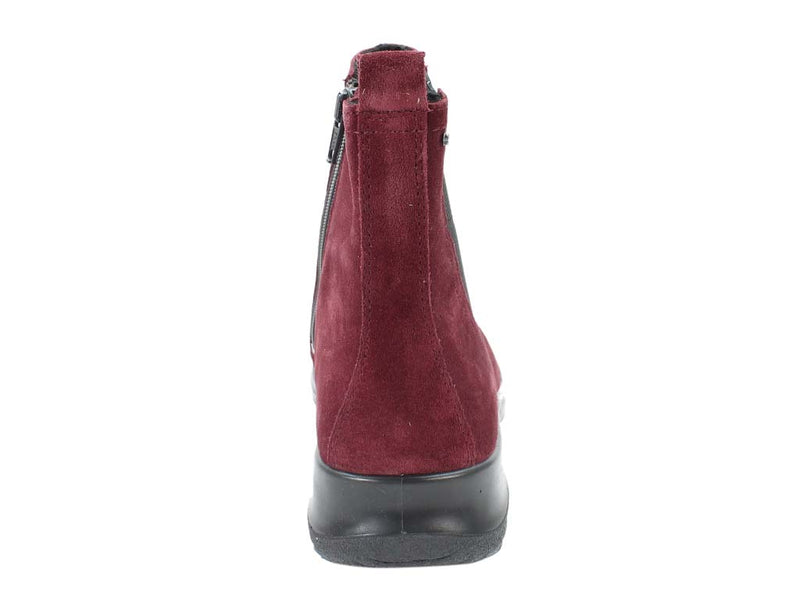 Legero Boots Soft 09571-49 Red back view