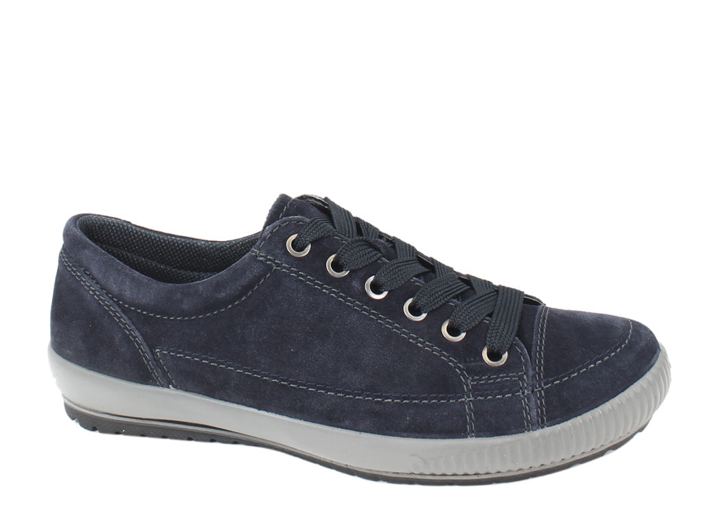 Legero Women Trainers Tanaro 820-80 Pacific Blue side view