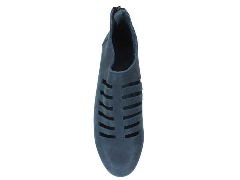 Arche Women Shoes Niarna Navy top view