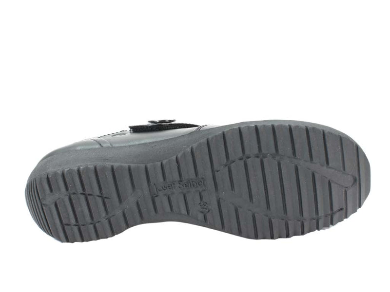 Josef Seibel Shoes Naly 21 Black sole view