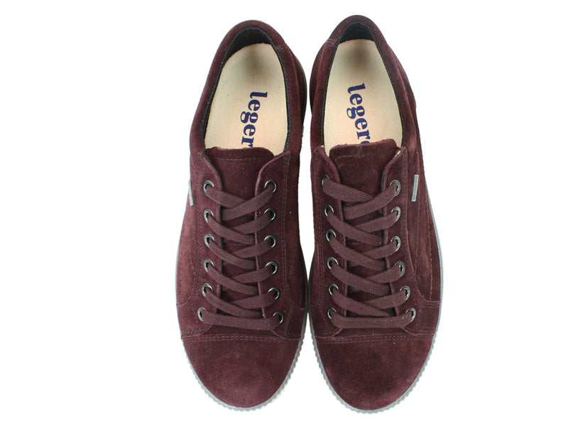 Legero Trainers Tanaro 00613 Amarone upper view