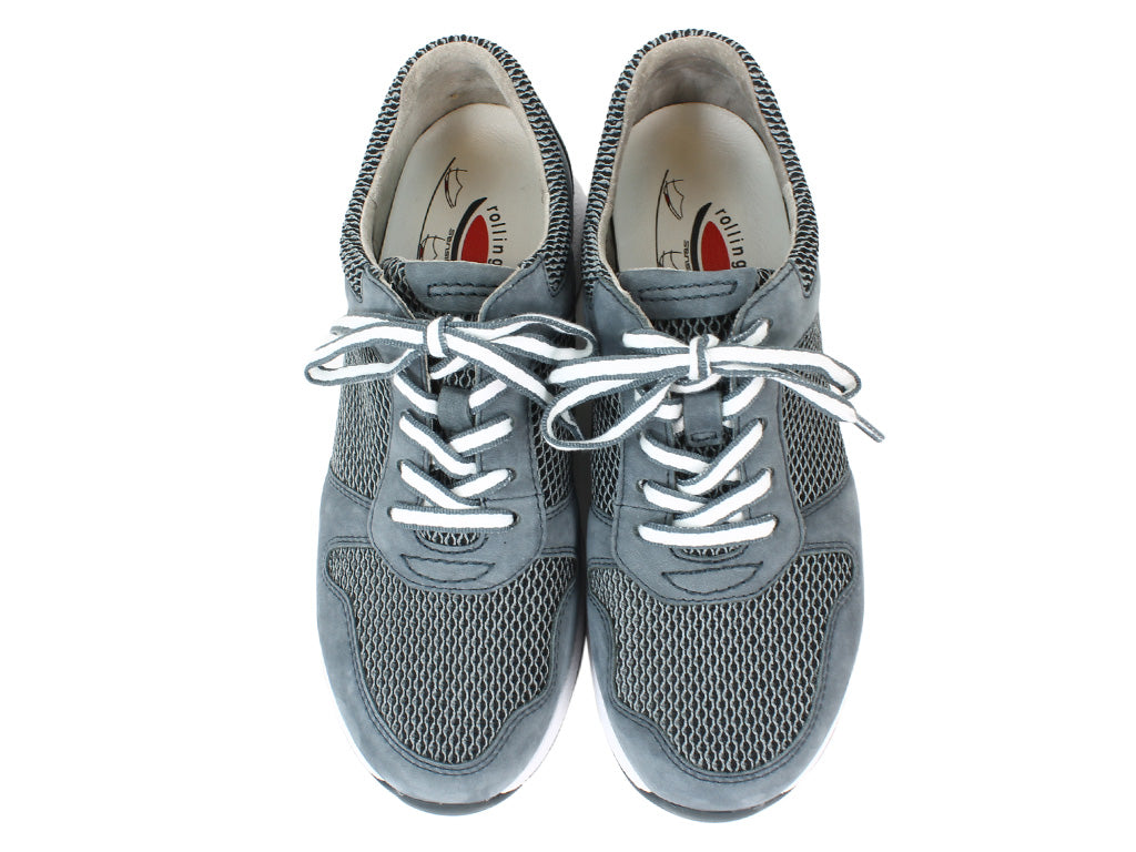 Gabor Trainers Mary 46.946 Grey-River upper view