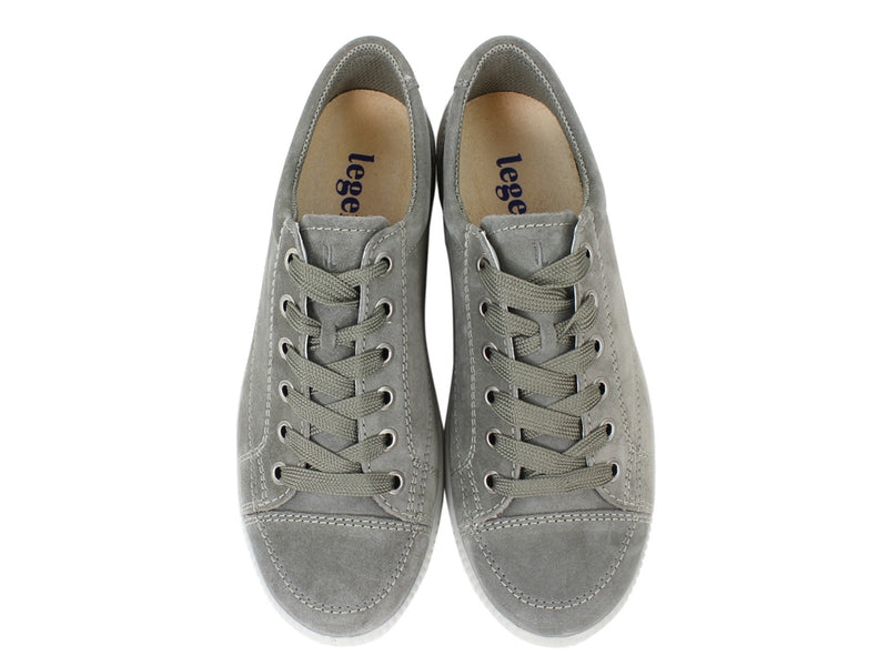 Legero Women Trainers Tanaro 820-76 Flint Green upper view