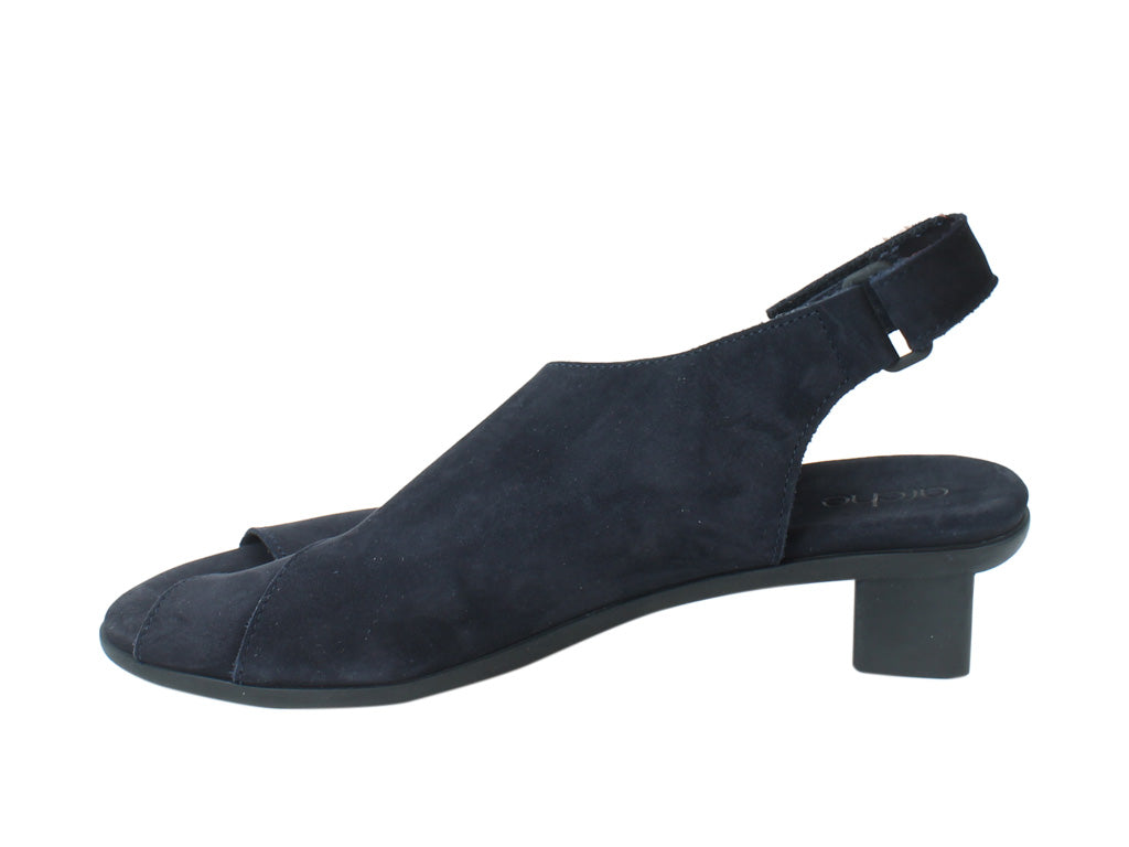 Arche Womend Sandals Obibbi Nuit side view