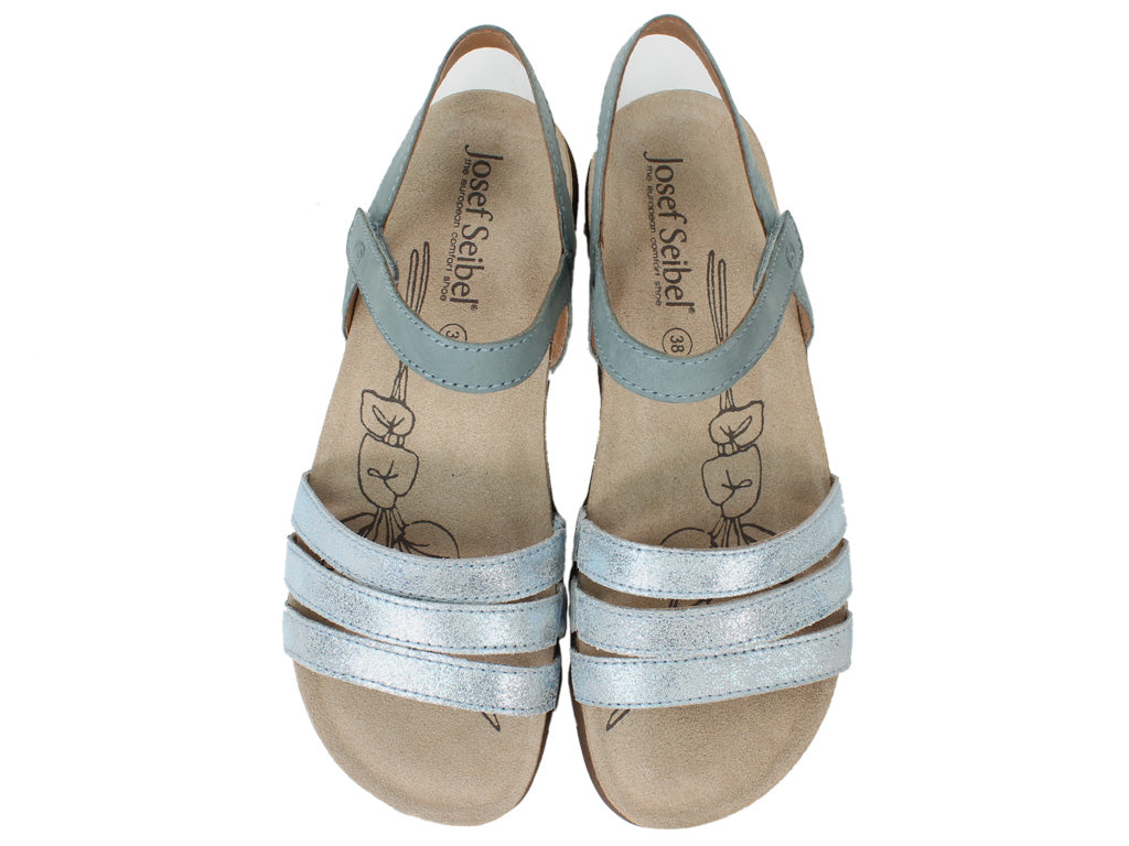 Josef Seibel Sandals Riley 01 Blue