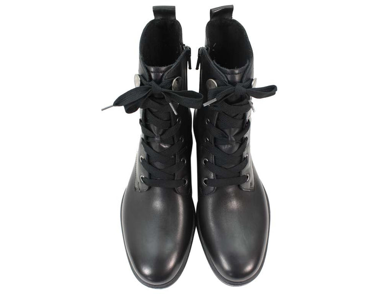 Legero Boots Soana 09689-01 Black Leather upper view