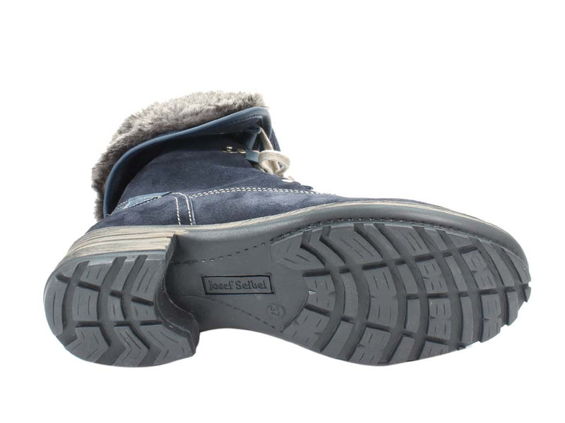 Josef Seibel Boots Sandra 04 Denim sole view