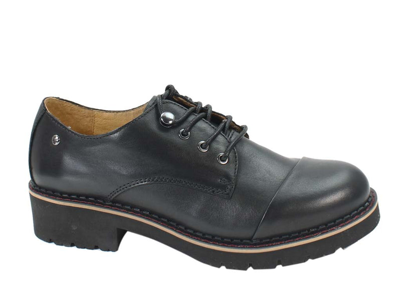 Pikolinos Shoes Vicar W0V-4900 Black side view