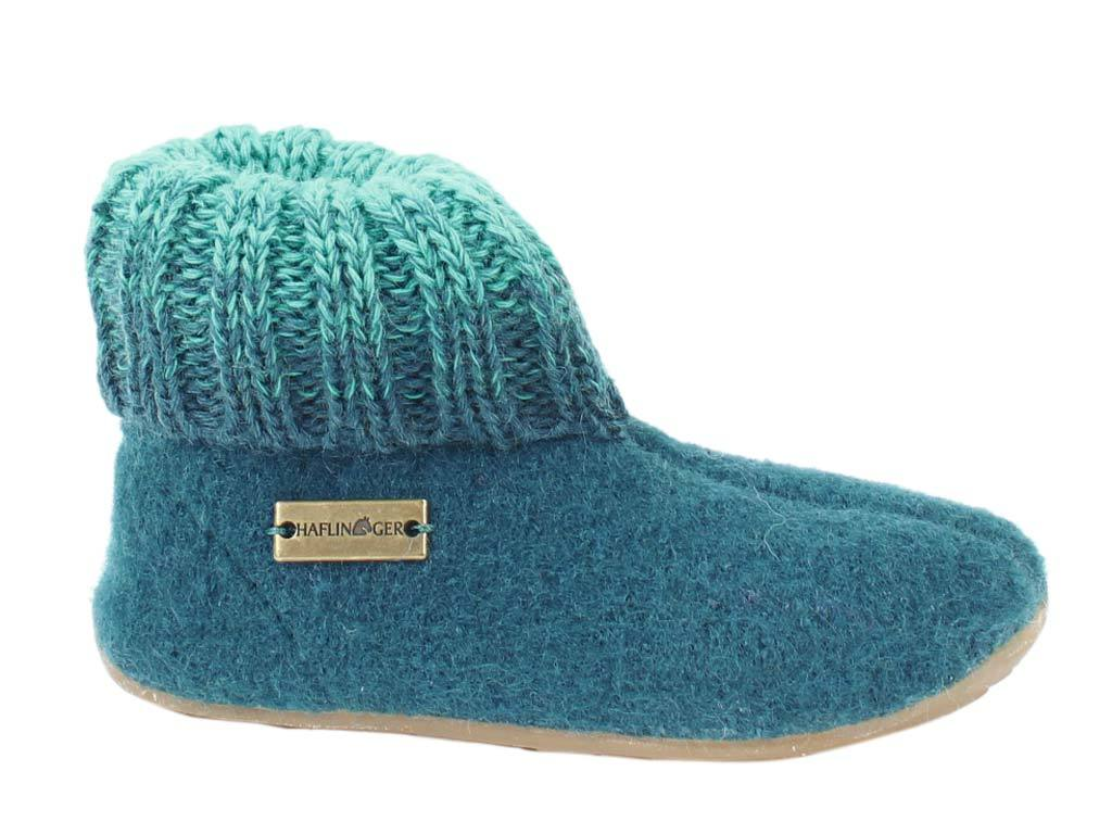 Haflinger Children's slippers Iris Turkish side view