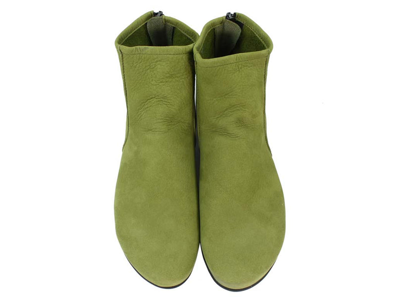 Arche Boots Baryky Oliba Green  upper view