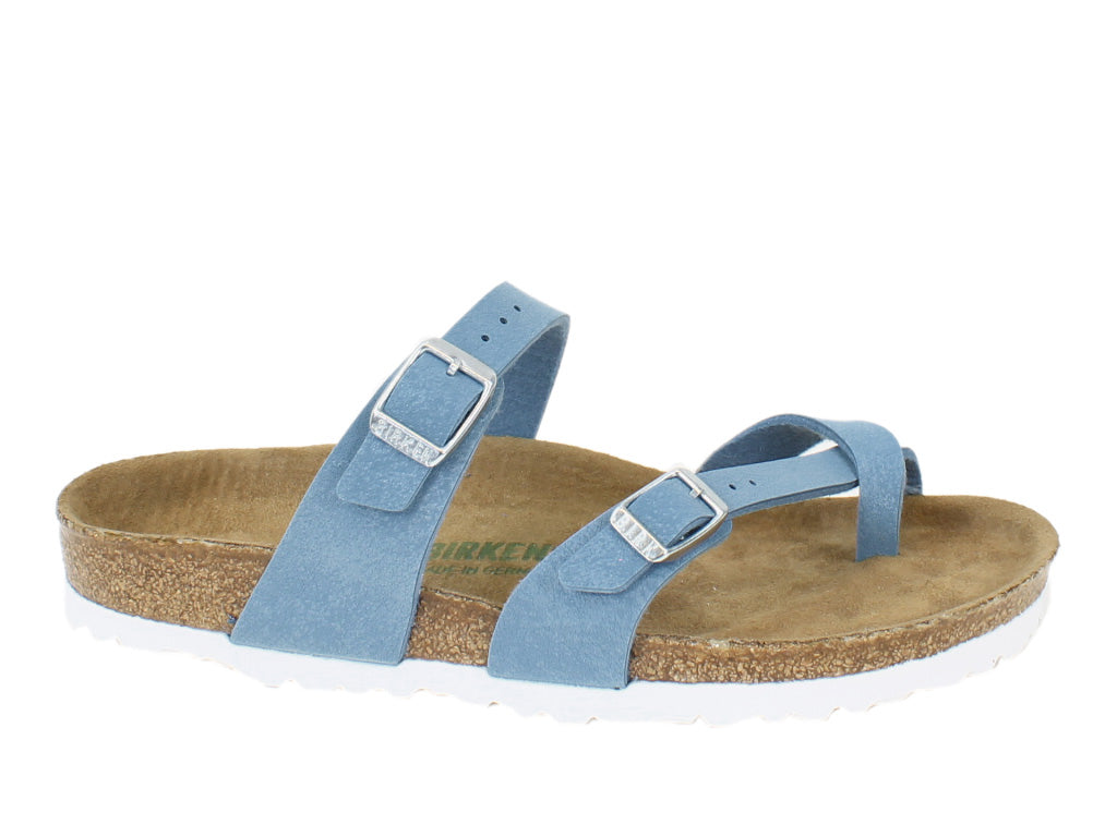 Birkenstock Sandals Mayari Dove Blue (VEGAN) side view