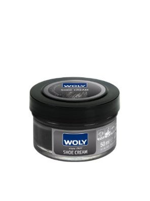 Woly Black shoe cream