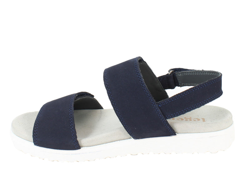 Legero Sandals Women Savona 708-82 True Blue side view