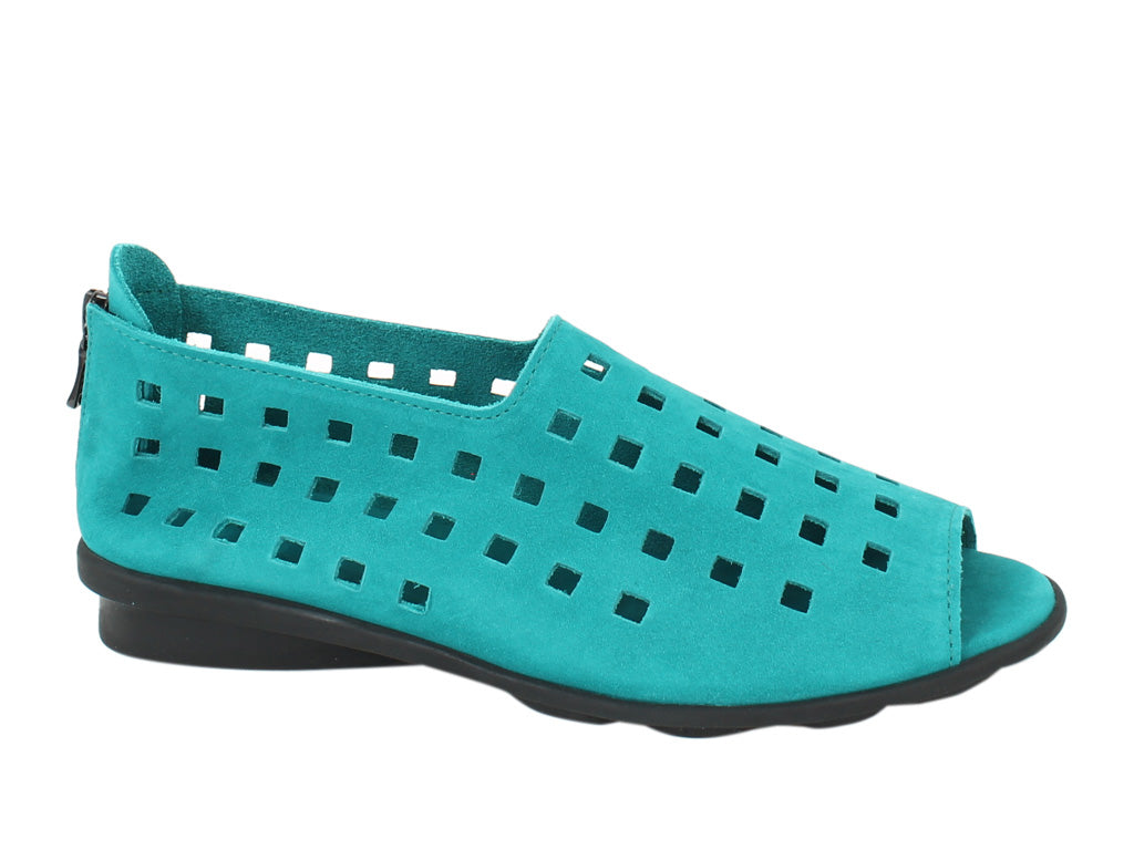 Arche Women Shoes Drick Mint side view